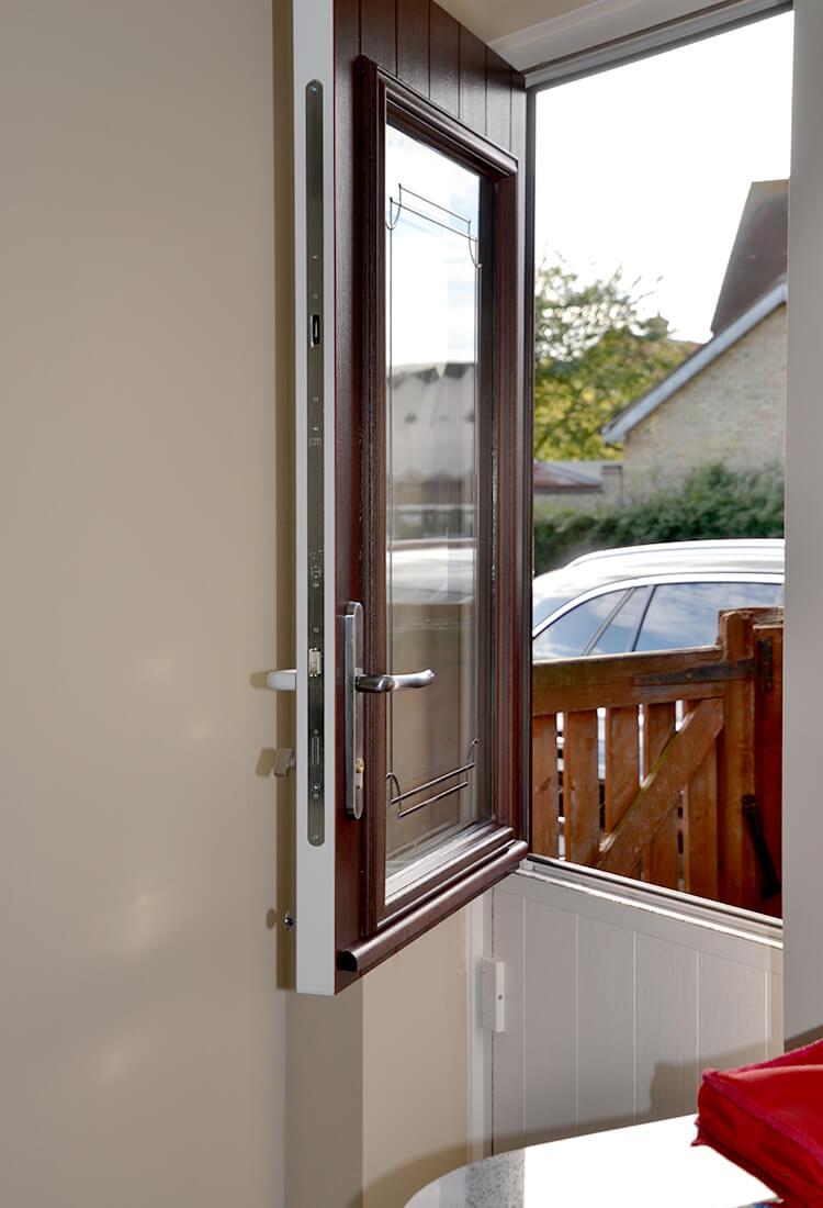 Security Front Door Handles