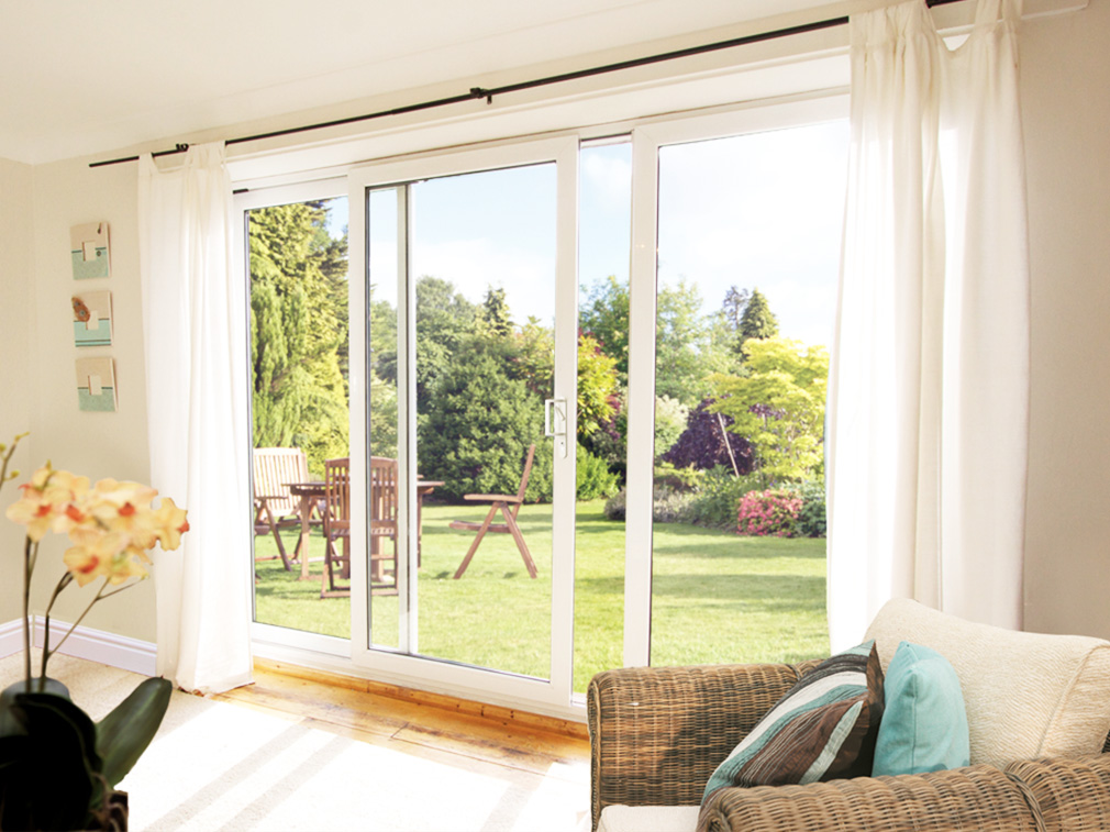 Climatec - KAT UK - upvc patio door