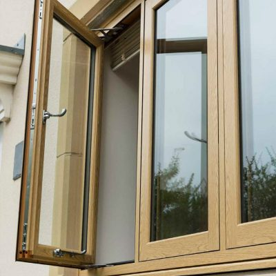 uPVC Flush Sash Window