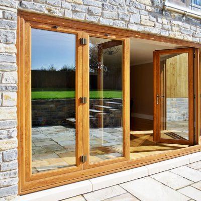 KAT UK - Climatec - Bifold Doors for Commercial