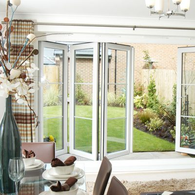 KAT UK - Climatec - Bifolds Interior