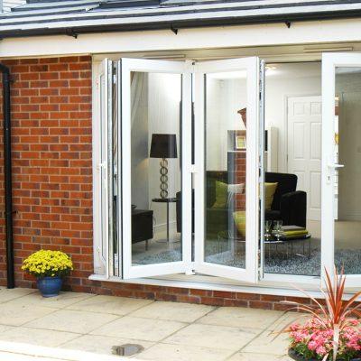 KAT UK - Climatec - uPVC Bifold Doors