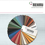 Rehau Colour Chart