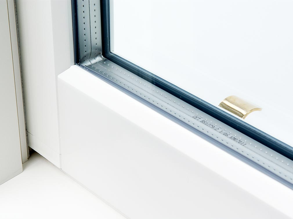 Rehau Vertical Sliders Detail