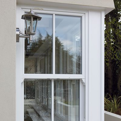 Rehau VS uPVC Windows