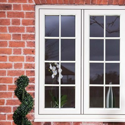 Residence 9 Flush Sash Windows