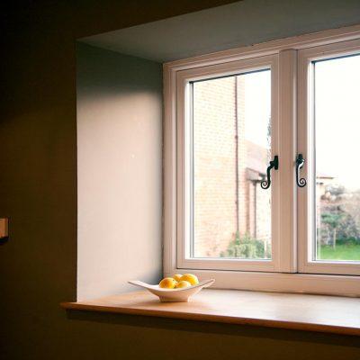Residence 9 Flush Sash Windows