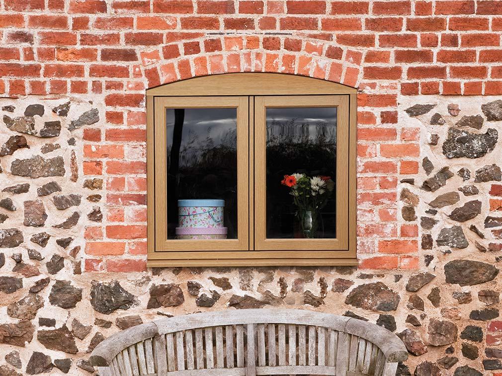 Residence 9 uPVC Flush Sash Windows