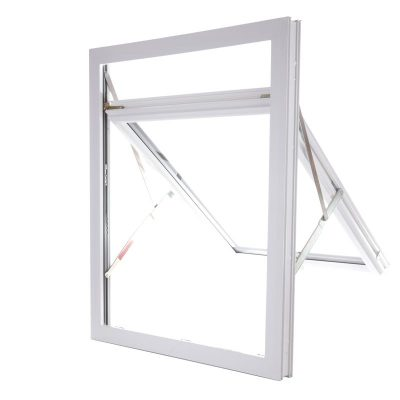 Fully Reversible uPVC Window Profile