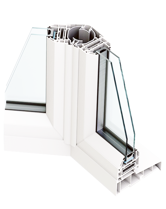 uPVC Bay & Bow Window