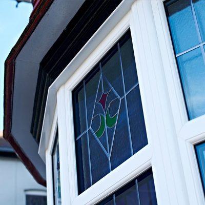 uPVC Bay Window