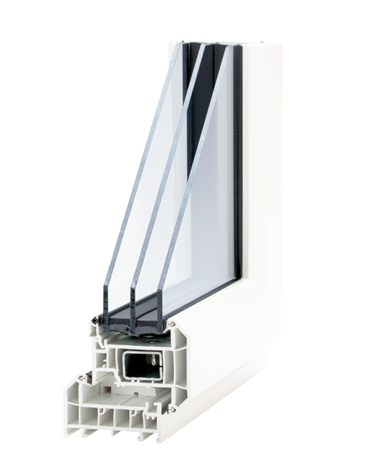 uPVC Casement Window by Climatec