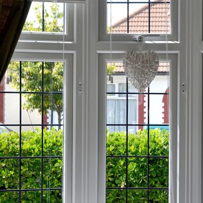 uPVC Casement Windows with Georgian Bars