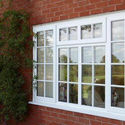 uPVC casement Windows by Climatec