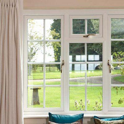 Climatec uPVC Casement Windows