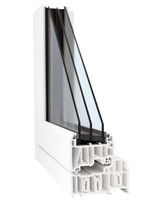 uPVC Flush Sash Window