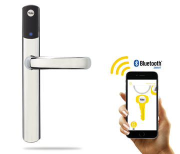 Bluetooth locks