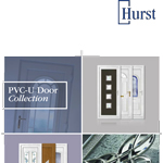uPVC Door Panel Brochure
