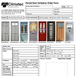 Period Door Order Form