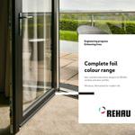 Rehau Colours - Brochure