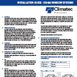 Installation Guide - REHAU window systems