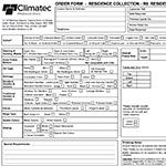 R9 Door Order Form