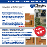 Residence 9 – Windows & Doors option