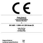 DOP Label - CLI CAL TT 003