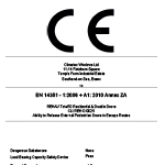 DOP Label - CLI REH D 002-1