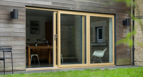 Deceuninck Slider24 Patio Door