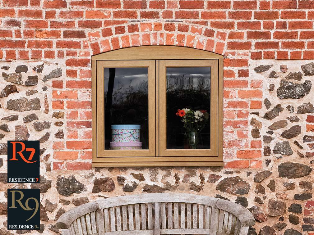 Residence Collection Flush Sash Window