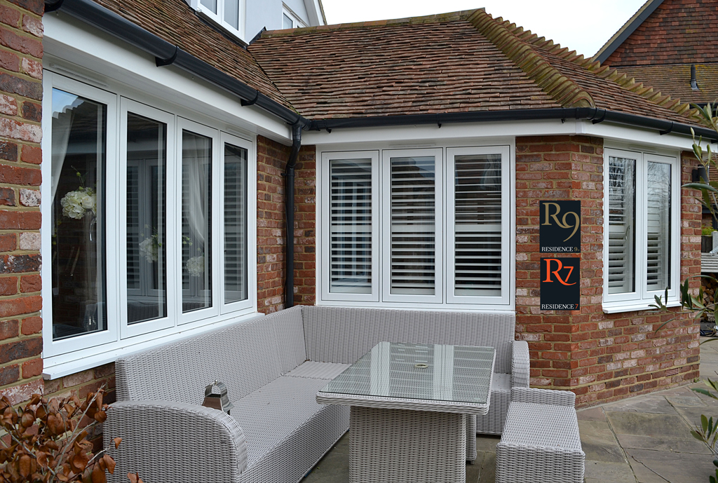 Residence Collection Flush Sash