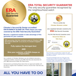 ERA Total Security Guarantee Information