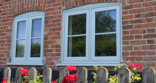 Rehau Rio Flush Fit Window