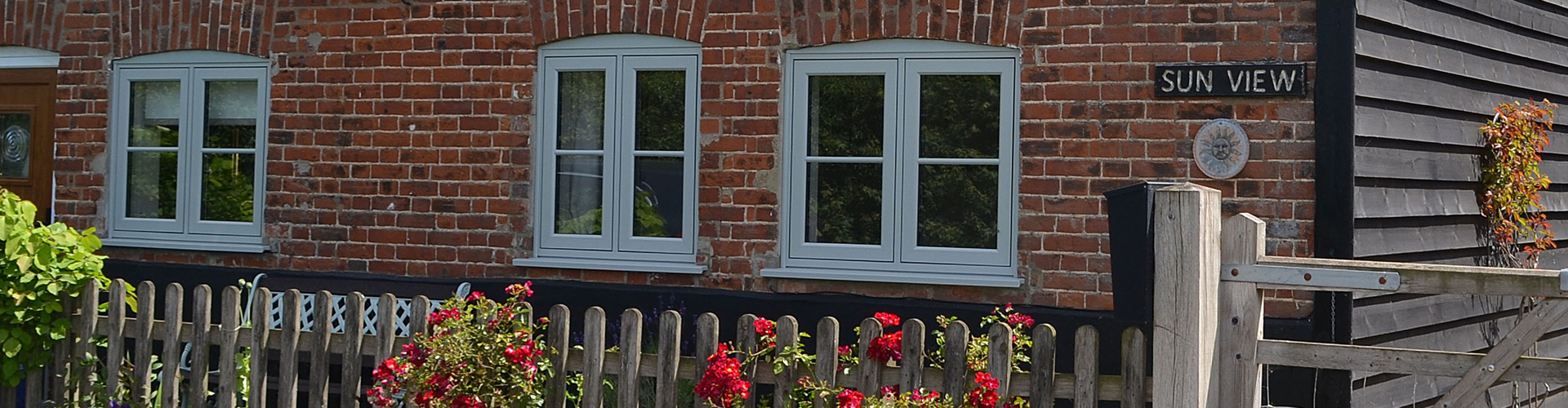Rehau Rio Flush Window